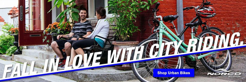 Norco City Bikes