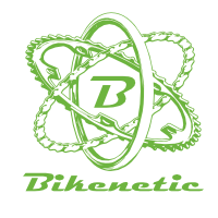 Bikenetic Full Service Bicycle Shop Logo