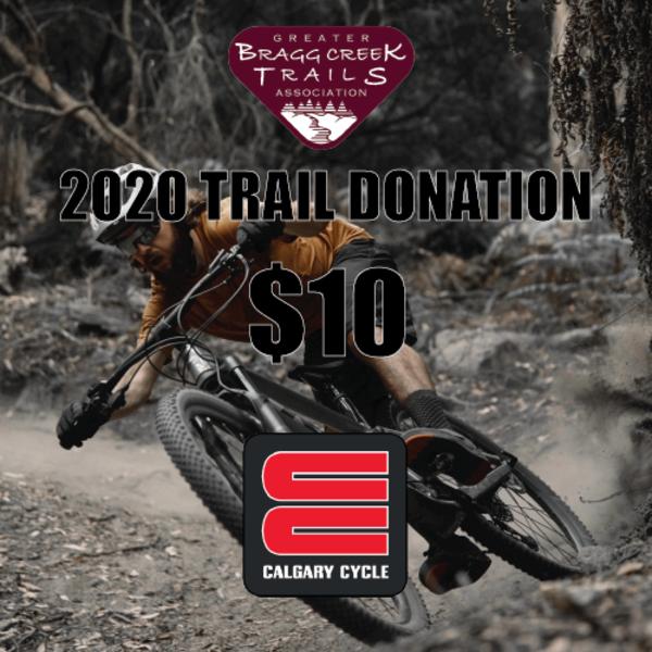 Calgary Cycle GBCTA Donation