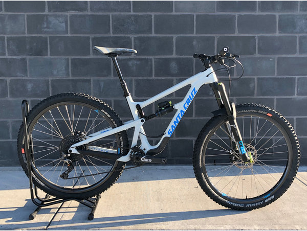 USED BIKES Santa Cruz Hightower CC