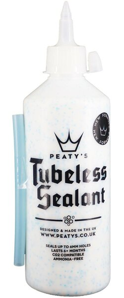 Peatys Tubeless Sealant 500ml Bottle