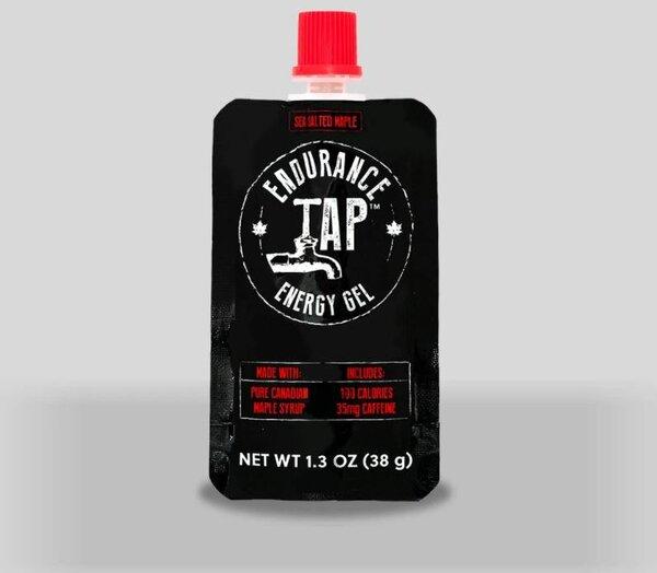 Endurance Tap Maple Syrup Energy Gel - W/Caffeine