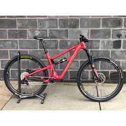 USED BIKES USED SC 17 HIGHTOWER C GX RED