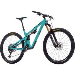 Yeti Cycles SB 130 Turq XO-1