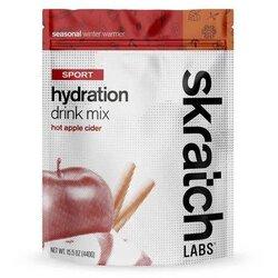Skratch Labs Sport Hydration Mix - Hot Apple Cider - 20 Serving Bag