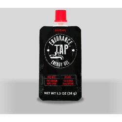 Endurance Tap Maple Syrup Energy Gel - W/Caffeine