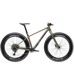 Trek DEMO#584 FARLEY 9.6 17.5 MATTE OLIVE GREY 19