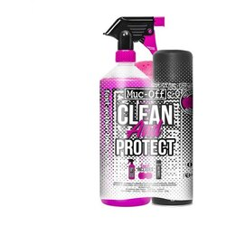 Muc-Off Clean & Protect Duo Pack w/ Sponge