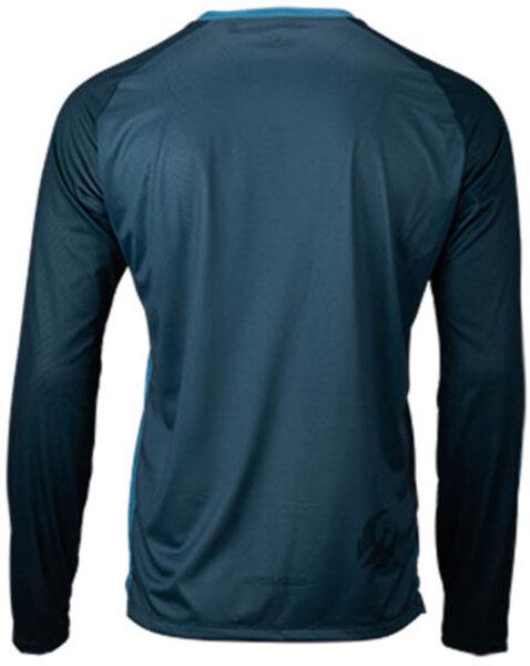 Pivot Cycles Helipad Long Sleeve Jersey - Blue