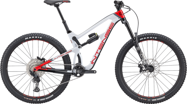 Intense Cycles Carbine Expert, Red