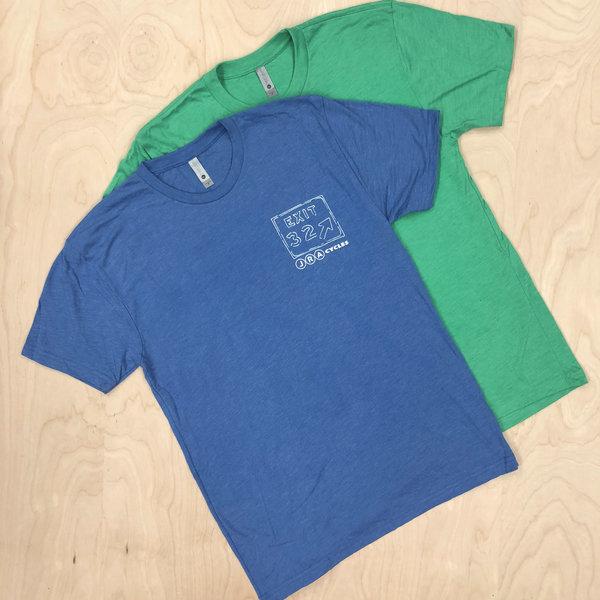JRA Cycles T-Shirt: Exit 32 Trailbound