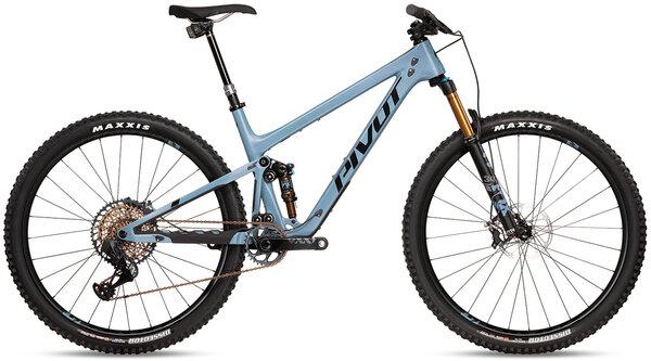 Pivot Cycles TRAIL 429 V3 TEAM XX1 AXS PACIFIC BLUE MD XTR BRAKES