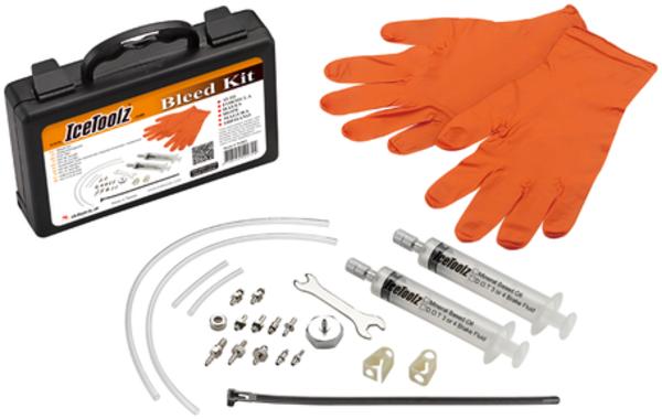 BTI Ice Toolz Universal Bleed Kit - 54R2