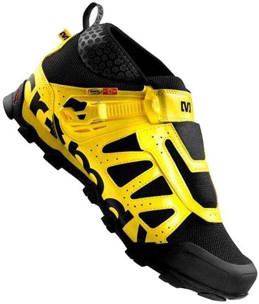 Mavic Crossmax Offroad/MTB Shoe Size 37 1/3 (Eur) Yellow