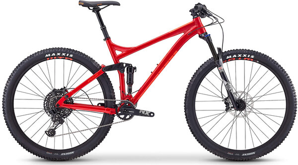 Fuji OUTLAND 29 1.0 SATIN RED