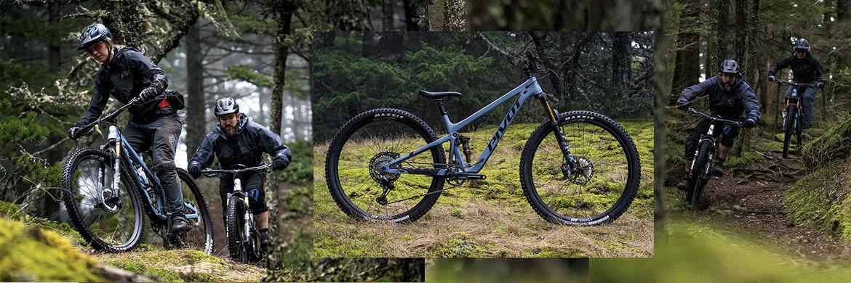Pivot Trail 429 V3 bikes