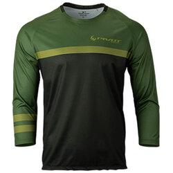 Pivot Cycles Helipad 3/4 Jersey - Green