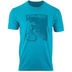 Pivot Cycles Pivot Rider Men's Tee - Teal