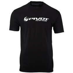 Pivot Cycles Pivot Factory Racing Men's Tee - Black