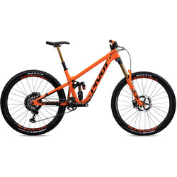 Pivot Cycles Firebird Pro XT/XTR w/Reynolds Carbon Wheels