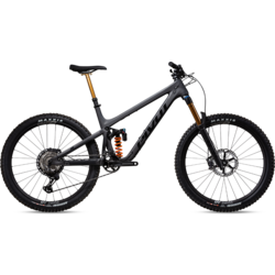Pivot Cycles Mach 6 Pro XT-XTR - Coil Stealth Medium Stealth (grey)