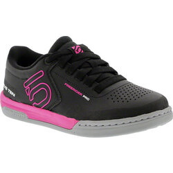 Five Ten Five Ten Freerider Pro Women's, Black/Pink, US Size 6.0