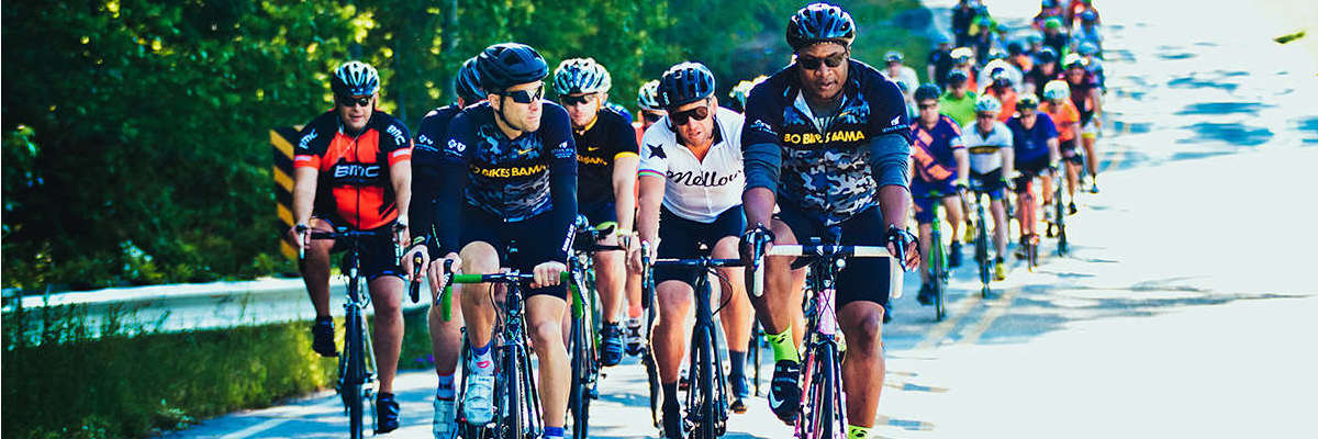 Golden's Bicycle Shop Group Ride