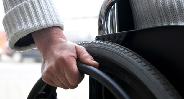 wheelchair service at Bikes and Moore