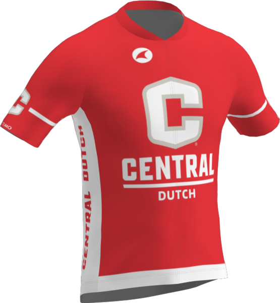 Iowa Bike Co. Central College Cycling Jersey