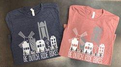 Iowa Bike Co. Be Dutch Ride Bikes T-Shirt PRE-ORDER