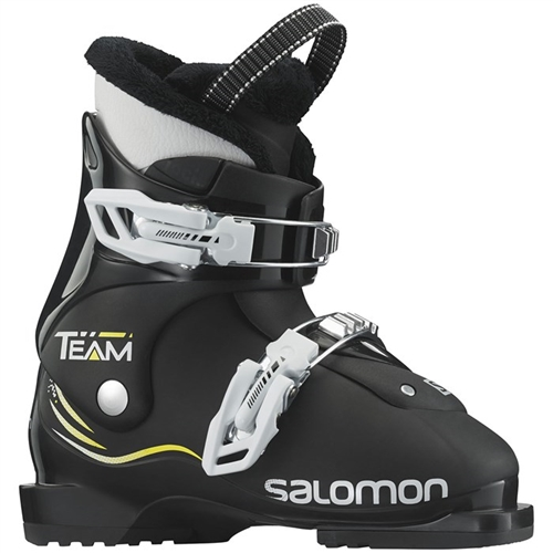 Salomon TEAM (18_21) Black Black