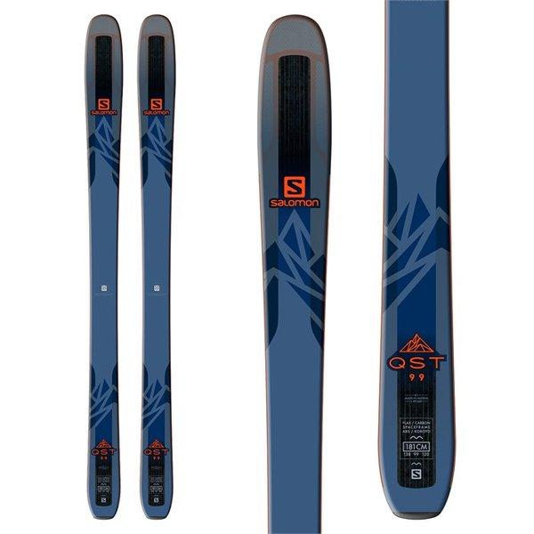 Salomon QST 99 Dark Blue / Black
