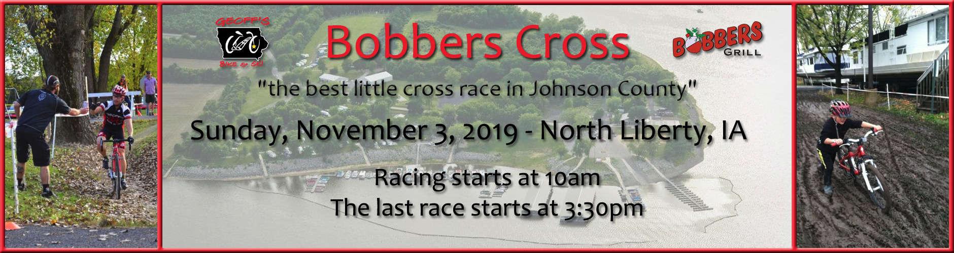 Bobbers Cross 2019