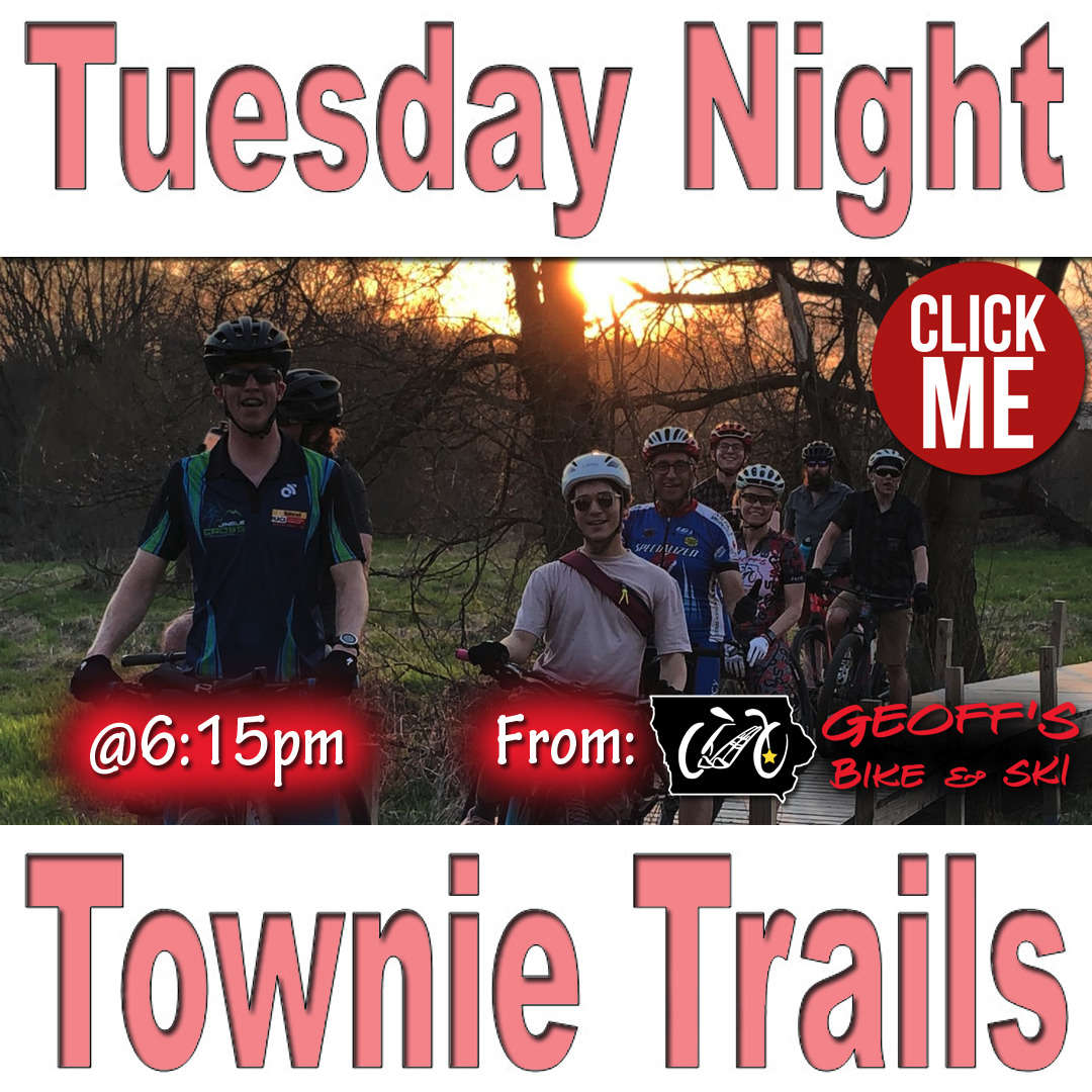 Tuesday Night Townie Trails