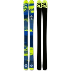 Salomon N Q-85 DARK BLUE/Green