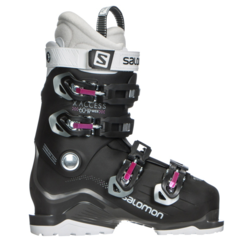 Salomon X ACCESS 60 W wide Black / Anthracite / Pink
