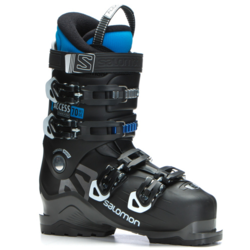 Salomon X ACCESS 70 wide Black / Indigo Blue