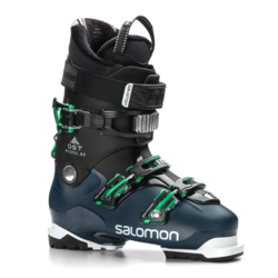 Salomon QST Access 80 Black/Petrol Blue/True Green