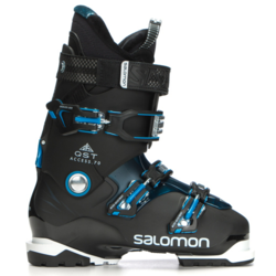 Salomon QST Access 70 Black/Petrol Blue/Aqua Blue