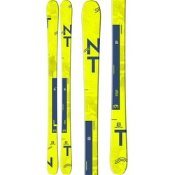 Salomon N TNT BLACK/Yellow Green