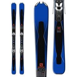 Salomon XDR 75 + Lithium 10 Blue / Black