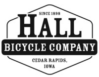 Hall Bicycle Company Logo