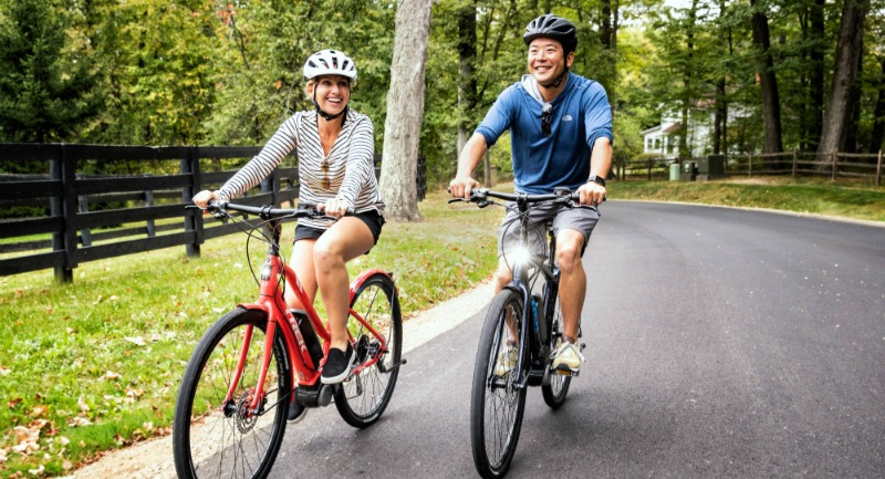 Finance your new bike - Maryland Bicycle shop