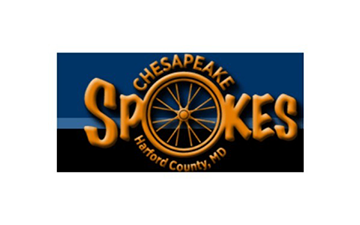 Chesapeake spokes. Hardford County, MD