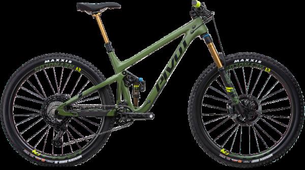 Pivot Cycles SWITCHBLADE 29 PRO XO1 GREEN V4