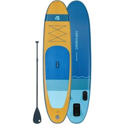 Retrospec Weekender Paddle Board 10 Ft inflatable paddle board