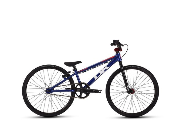 "DK Sprinter Mini 20"" Royal Blue/ Red"