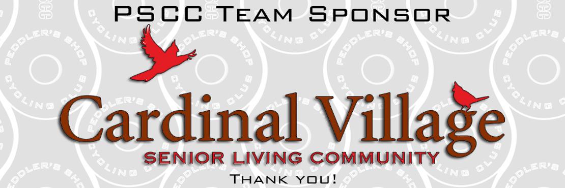 Thank You Cardinal Village!