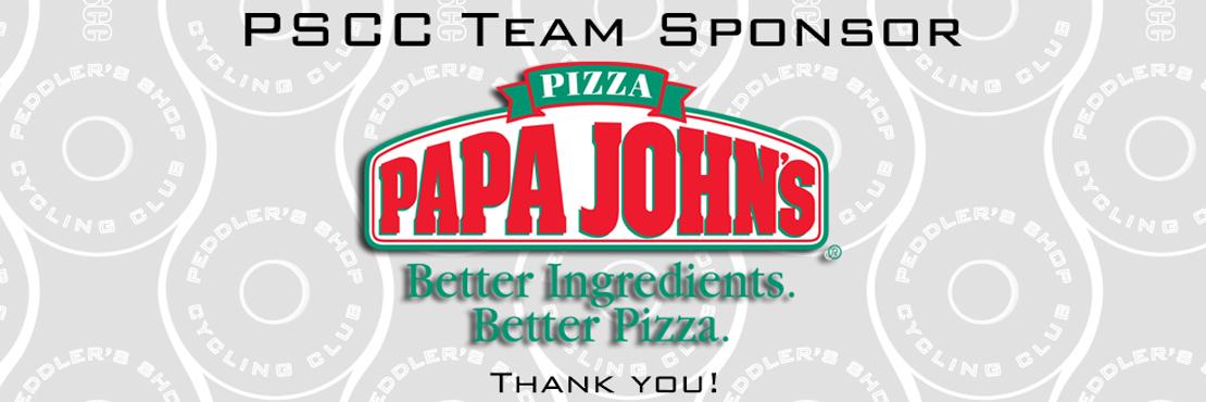 Thank You Papa John's!