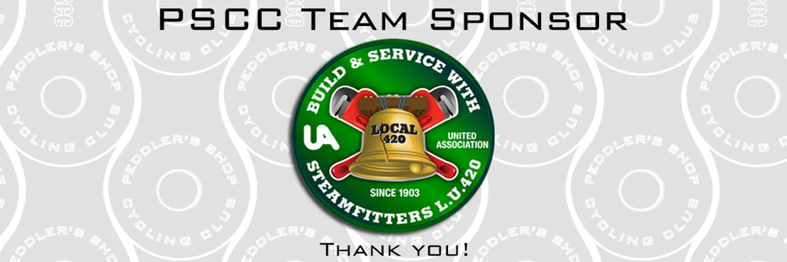 Thank You Steam Fitters Local 420!